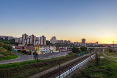 Belgorod, Russie image stock