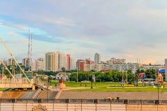 Belgorod stad, Ryssland Royaltyfria Bilder