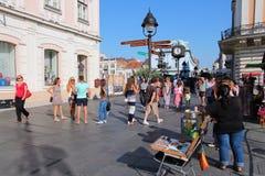 Belgrad Stockfoto