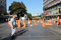 Belgrad Lizenzfreie Stockfotos