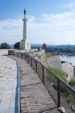 Belgrad Serbien Stockfotografie