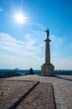 Belgrad Serbien Lizenzfreie Stockfotografie