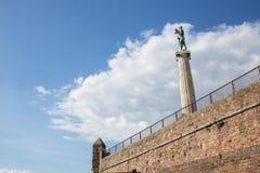 Belgrad - Serbien - Pobednik Lizenzfreies Stockbild