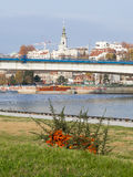 belgrad Serbii obrazy royalty free