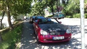 belgrad Serbii Obraz Royalty Free