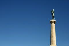Belgrad-Sieger Stockbild