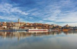 Belgrad-Stadt lizenzfreie stockfotos