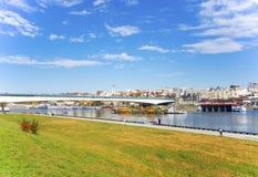 belgrade Сербия Стоковые Фотографии RF