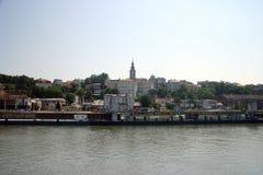 Belgrade Fotografering för Bildbyråer