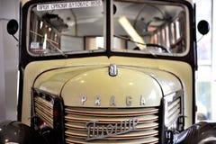 Belgrade bilshow Arkivbild