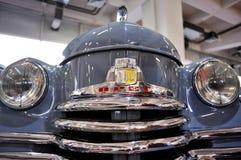 Belgrade bilshow Arkivbilder