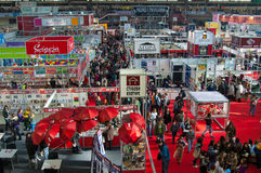 Belgrade Book Fair Stock Photography