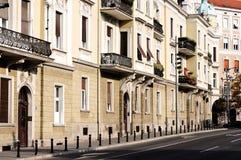 Belgrade buildings Stock Photos