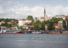 Belgrade royalty free stock photos