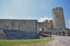 Belgrade castle Royalty Free Stock Photography