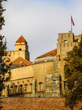 Belgrade city Castle Landscapes Europa Stock Photography