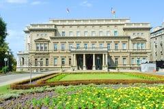 Belgrade city hall Stock Photography