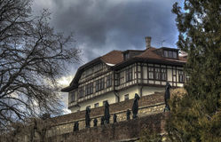 Belgrade City Institute for the Protection of Cultural Monuments Royalty Free Stock Photos