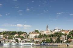 Belgrade Cityscape, Serbia Stock Photography