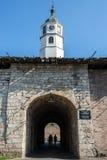 Belgrade en Serbie Photos stock