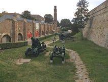 belgrade forteczny kalemegdan Serbia Fotografia Royalty Free