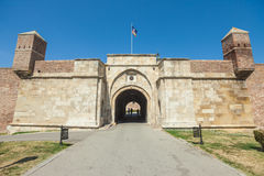 Belgrade Fortress Stock Photo