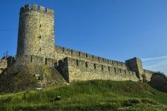 BELGRADE FORTRESS. View on the Kalemegdan fortress, Belgrade, Serbia Royalty Free Stock Photography