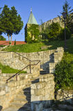 BELGRADE FORTRESS CHURCH Stock Images