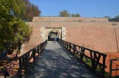 Belgrade fortress royalty free stock photos