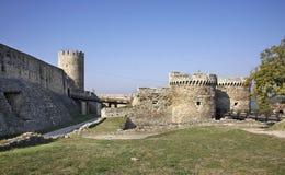 belgrade fortress kalemegdan Σερβία Στοκ Εικόνες