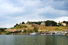 belgrade fortress kalemegdan Στοκ Εικόνες