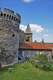 belgrade fortress kalemegdan Στοκ φωτογραφία με δικαίωμα ελεύθερης χρήσης