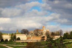belgrade fortress kalemegdan Στοκ Φωτογραφία