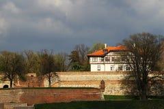 belgrade fortress kalemegdan Στοκ φωτογραφίες με δικαίωμα ελεύθερης χρήσης