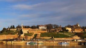 belgrade fortress kalemegdan Στοκ εικόνες με δικαίωμα ελεύθερης χρήσης