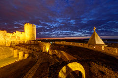 Belgrade fortress Royalty Free Stock Photography