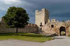 Belgrade fortress Royalty Free Stock Photos
