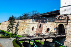 Belgrade fortress in Serbia Royalty Free Stock Image