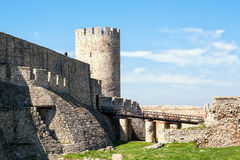 Belgrade fortress in Serbia Stock Photo