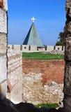belgrade fortress stone Στοκ Φωτογραφία