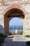 belgrade fortress stone Στοκ φωτογραφίες με δικαίωμα ελεύθερης χρήσης