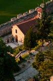 Belgrade fortress Stock Image