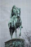 Belgrade horseman Royalty Free Stock Images