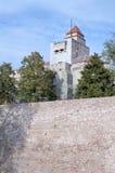 Belgrade Kalemegdan Fortress Castle Stock Photos
