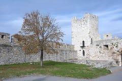 Belgrade Kalemegdan Fortress National Observatory Stock Images