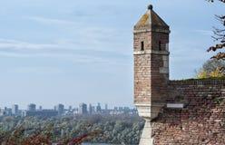 Belgrade Kalemegdan Fortress Serbia Stock Photo