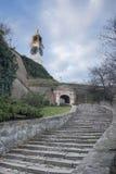 Medieval Petrovaradin Fortress Novi Sad Serbia Stock Photo