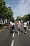 Belgrade maraton 2014 Zdjęcie Stock