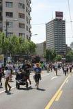 Belgrade maraton 2014 Royaltyfri Foto