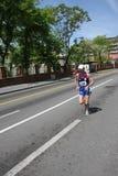 Belgrade maraton 2014 royaltyfria foton